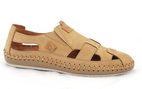 Męskie buty letnie, sandały męskie - KRISBUT 5396-4-9 (1)