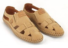 Męskie buty letnie, sandały męskie - KRISBUT 5396-4-9 (3)