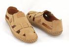 Męskie buty letnie, sandały męskie - KRISBUT 5396-4-9 (4)