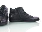 Męskie skórzane buty ocieplane - KRISBUT 6612-1-7 (3)
