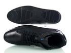 Męskie skórzane buty ocieplane - KRISBUT 6612-1-7 (4)