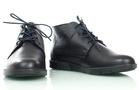 Męskie buty zimowe skórzane Krisbut 6701-1-7, trzewiki męskie (2)