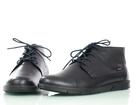 Męskie buty zimowe skórzane Krisbut 6701-1-7, trzewiki męskie (4)