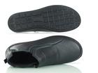 Czarne ocieplone botki na suwak damskie HELIOS 566/0111 (3)
